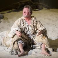 BWW Reviews: A Visually Rich, Complex TEMPEST At the Shakespeare Theatre