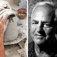 BWW Reviews: Bruce Sherman Studio Visit - The Artist, the Ceramicist and the Man 
