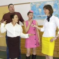 Middlebury Community Players to Present BOEING BOEING, 2/12-15