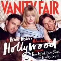 Tom Hanks, Amy Adams, Bradley Cooper In Vanity Fair Promo