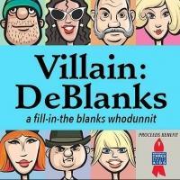 Lena Hall, Barrett Foa, Justin Guarini, Lesli Margherita Join VILLAIN: DEBLANKS BC/EFA Benefit at 54 Below, Beg. 7/24