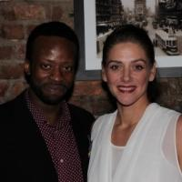 Photo Coverage: Inside Opening Night of New York Theatre Workshop's THE EVENTS