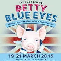BWW Reviews: BETTY BLUE EYES, Old Rep Theatre Birmingham, March 19 2015