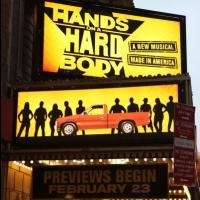 Up On The Marquee: HANDS ON A HARDBODY
