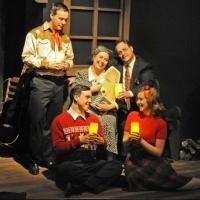 Photo Flash: First Look at Sierra Rep's SANDERS FAMILY CHRISTMAS