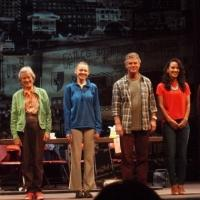 Photo Coverage: Curtain Call and Press Night of McCoy-Rigby's GOOD PEOPLE At La Mirada Theatre For The Performing Arts