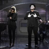 VIDEO: Sia Performs 'Elastic Heart' & 'Chandelier' on SNL