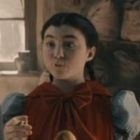 New 'To Grandmother's House' INTO THE WOODS Clip With Lilla Crawford As Little Red Riding Hood