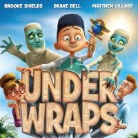 Brooke Shields, Drake Bell & More Star in UNDER WRAPS, Out on DVD Today