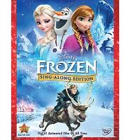 Disney's Sing-Along Edition of FROZEN Coming to DVD 11/18; Now Available for Pre-Order