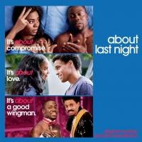 Columbia Records' ABOUT LAST NIGHT Soundtrack in Stores Today