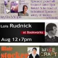 This Week at Bookworks Includes Ryan Winfield with the Land of Enchantment Romance Writers of America, Margaret Randall and More