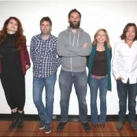 Photo Coverage: Inside First Rehearsal for THE PATRON SAINT OF SEA MONSTERS
