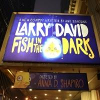 Up on the Marquee: FISH IN THE DARK