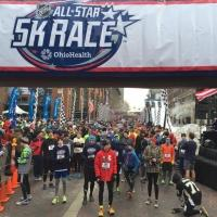 BWW Reviews: Columbus is the Star in the NHL All-Star 5K