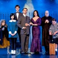 BWW Reviews: Uncle Fester Takes Flight in THE ADDAMS FAMILY