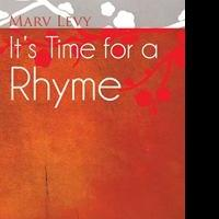 Marv Levy Releases IT'S TIME FOR A RHYME