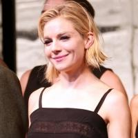 Photo Coverage: Willkommen Sally! Sienna Miller Returns to Broadway in CABARET!