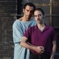 Photo Flash: Sneak Peek at Tom Colley and David Poynor in UK Premiere of AS IS