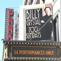 Up on the Marquee: 700 SUNDAYS- More Photos!