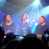STAGE TUBE: Idina Menzel Performs 'Let It Go' at Today's iHeartRadio Concert