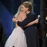 Photo Flash: Gaga, NPH, Idina & More Among Highlights of the 87th ACADEMY AWARDS