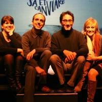 Los protagonistas de 'T'estimo, ets perfecte, ja et canviar�' firman discos por Sant Jordi