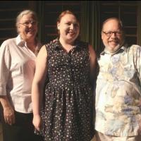 Photo Flash: First Folio Theatre Celebrates THE RAINMAKER Opening Night