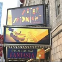 Up on the Marquee: AFTER MIDNIGHT- More Photos!
