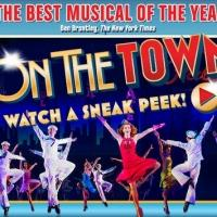 See 'the Best Dancing on Broadway' at ON THE TOWN