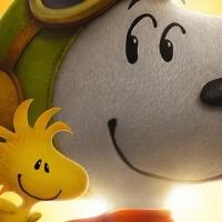 Photo Flash: Snoopy and More in New Character Posters for THE PEANUTS MOVIE