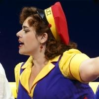 BWW Reviews:  Tex Avery-Inspired ON THE TOWN Really Cooks