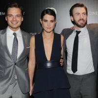 Photo Flash: Chris Evans, Samuel L. Jackson & More Attend CAPTAIN AMERICA NY Screening