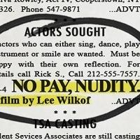 BWW Interview: Lee Wilkof of LITTLE SHOP OF HORRORS Unveils New Film Project, NO PAY, NUDITY