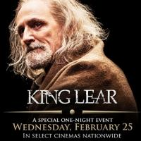 Shakespeare's Greatest Tragedy, KING LEAR, Comes to Cinemas Today