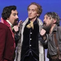 BWW Reviews: Whip-Smart Philosophical Comedy DISCORD Presents a Battle of Wits for the Ages