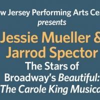See Jessie Mueller & Jarrod Spector: The Stars of Broadway's Beautiful in Concert!