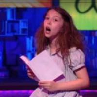 VIDEO: MATILDA Stars Perform 'Naughty' on LIVE