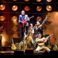 BWW Reviews: A Whole Lotta Shakin' Goin' On in MILLION DOLLAR QUARTET
