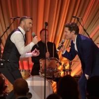 Photo Coverage: Matthew Morrison, Gary Barlow, & More Perform from FINDING NEVERLAND at TWC Oscar Nominees Dinner