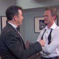 VIDEO: Jimmy Kimmel Barges In on NPH Immediately Following OSCAR Broadcast