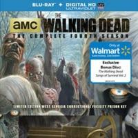 Exclusive Soundtrack to Accompany THE WALKING DEAD Season 4 on DVD & Blu-ray