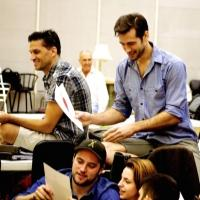 Photo Flash: In Rehearsal for Alliance Theatre's BULL DURHAM with Will Swenson, Melissa Errico & More!