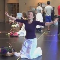 STAGE TUBE: Sneak Peek at Christopher Guilmet, Pamela Brumley and More in Rehearsals for MY FAIR LADY