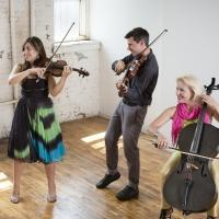 Photo Flash: First Look at String Quartet ETHEL at Denison University