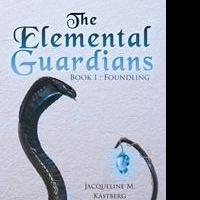 Jacqueline Kastberg Releases Debut Book, THE ELEMENTAL GUARDIANS
