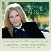 Barbra Streisand's PARTNERS Album Out Today
