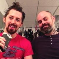 BWW Blog: PETER AND THE STARCATCHER's Josh Grisetti - Video Blog