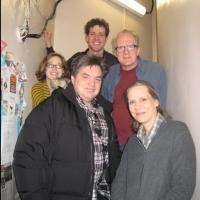 Photo Flash: Oliver Platt Visits WHO'S AFRAID OF VIRGINIA WOOLF?