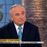 VIDEO: NYPD Commissioner Bill Bratton Visits CBS THIS MORNING